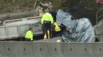 Highway 1 re-opens after deadly Surrey crash closes busy route