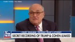Rudy Giuliani tells Fox News that 'collusion is not a crime'