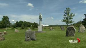 Sainte-Agathe-de-Lotbinière tries to preserve Irish history