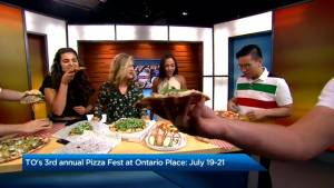 Pizza Fest returns to Ontario Place