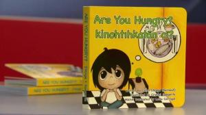 Kids' book aims to improve literacy skills, preserve Indigenous languages
