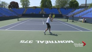 Aleksandra Wozniak looks to crowdfund tennis comeback