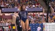 Play video: Katelyn Ohashi ends collegiate career with near-perfect performance