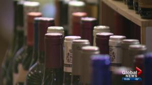 Alberta food and beverage industry reacts to ban on B.C. wine