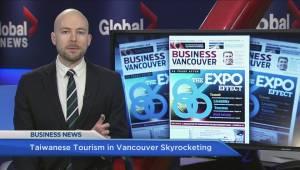 BIV: Taiwan tourists increasingly visit Vancouver