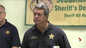 Never prepared for an event like this: Sheriff Bill Hollenbeck on fatal shooting of officer