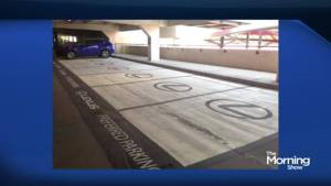 Calgary's airport gets rid of accessible spaces for advertising