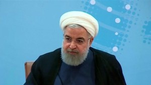 Iran's Rouhani warns U.S. of 'mother of all wars