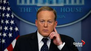 "Trump has ""no intention"" of firing Mueller: Spicer"