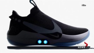 Nike finally makes self-lacing shoes a reality