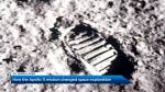 How the moon landing changed space exploration