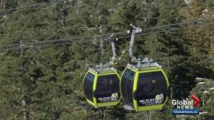 Edmonton city councillor believes urban gondola could ease traffic congestion