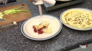 Lorraine Mansbridge at Barb's Kitchen Centre: kid's cooking classes (2/4)