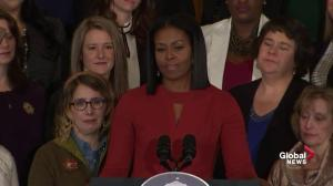 Michelle Obama sends message of 'hope' to youth during final remarks as first lady