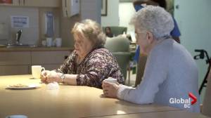 Action needed for aging population