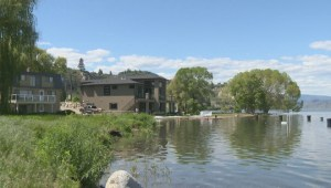As snowpack rises, so do flood fears in the Okanagan