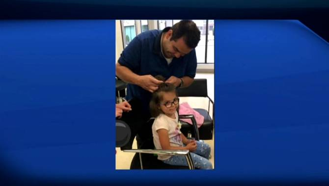 Workshop to teach Winnipeg dads how to do their daughter's hair