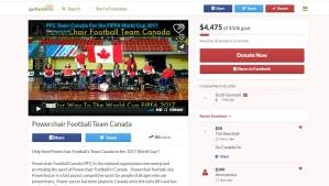 Okanagan man set to compete for Team Canada, but needs financial support