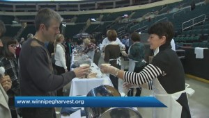 10th annual Souper Lunch for Winnipeg Harvest preview