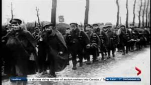 The 100th anniversary of Vimy Ridge, the battle that shaped our country (03:36)