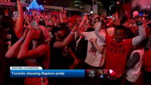 6 in 6: Toronto Raptors feel the love of their hometown fans
