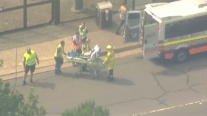 At least 15 people injured after Sydney train accident
