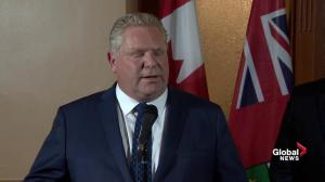 Premier Ford says he offered to do 'anything' to keep GM plant in Oshawa