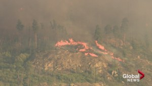 Okanagan Mountain Park Fire
