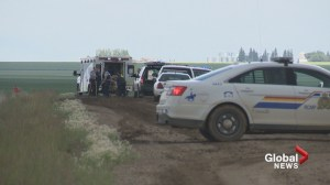 2 people arrested following southern Alberta police pursuit