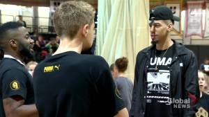 Danny Green stops in Halifax for Canada Day long weekend