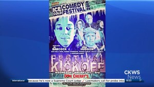 Catch some laughs at Ice Cold Comedy festival next month in Kingston & Belleville