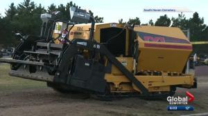 Edmonton death latest workplace fatality in Alberta