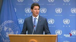 PM Trudeau discusses what Canada would do with UN Security Council seat if received