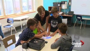 West Island teacher recognized with national award