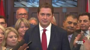 Federal Budget 2019: Andrew Scheer says Liberal spending plan 'has no legitimacy'
