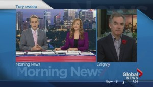 Live Interview: Jim Prentice