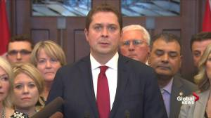 Federal Budget 2019: Scheer calls Liberal spending plan 'most expensive cover-up in history of cover-ups'