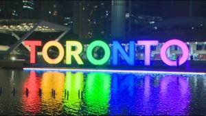 Toronto LGBT community comes together in support of victims in Orlando nightclub shooting