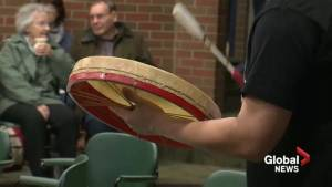Lethbridge library celebrates years of work building relationships with Indigenous populations (01:48)