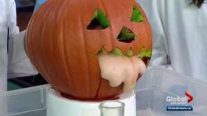 Get sparked: Oozing Spooky Pumpkin