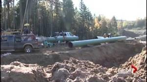 Quebec seeks injunction against Energy East Pipeline