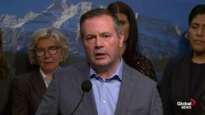 Kenney says UCP will respond 'compassionately' to opioid addiction