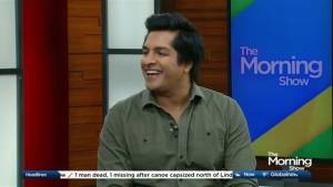 Comedian Sugar Sammy on touring with Just for Laughs