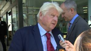 Boris Johnson's father, colleagues react to PM win