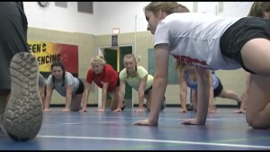 Local school teachers get a lesson in physical literacy