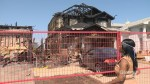 Calgary family searches for man who lifted elderly woman to safety following devastating fire