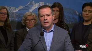 Kenney calls on federal government to listen on Bill C-69