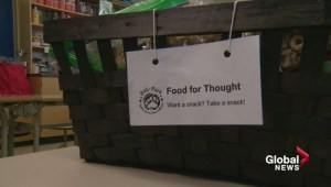 Fighting hunger in Bowness