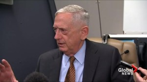 Mattis slams North Korea over H-bomb threats