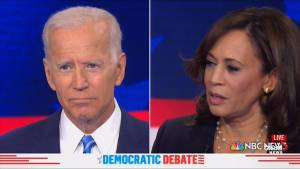 Democratic debate: Harris takes Biden to task over busing, segregationist senators